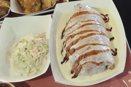 glutton.pork cakes.egg rolls (2)